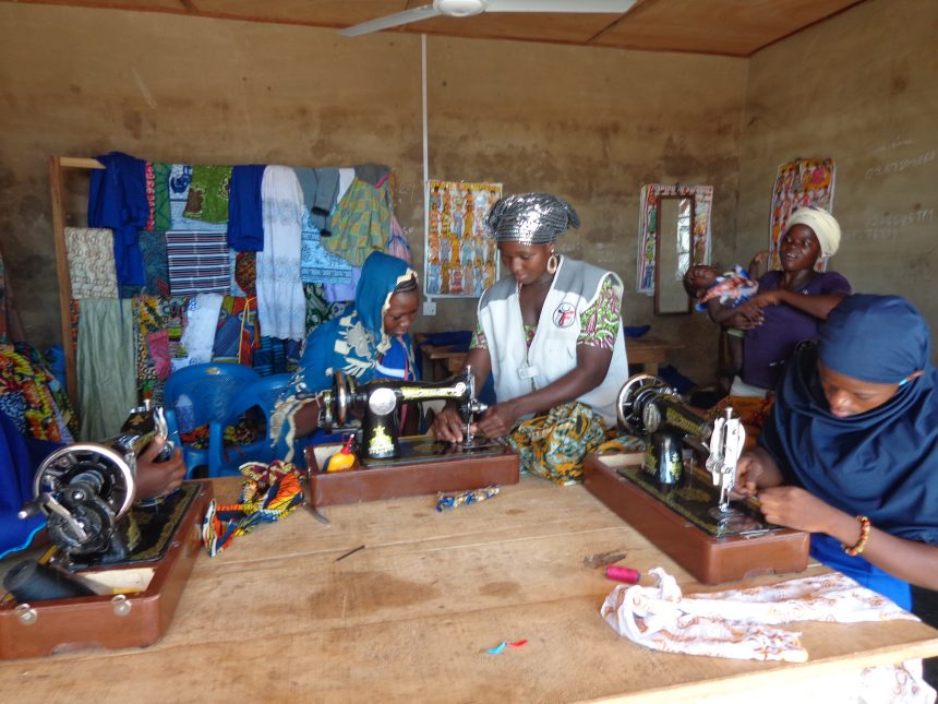 Islamic charity supports rural women with vocational skills