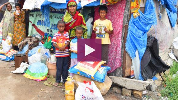 Ramadan 2016: Serving Rohingya Refugees in India
