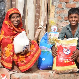 Serving Rohingya Refugees in India
