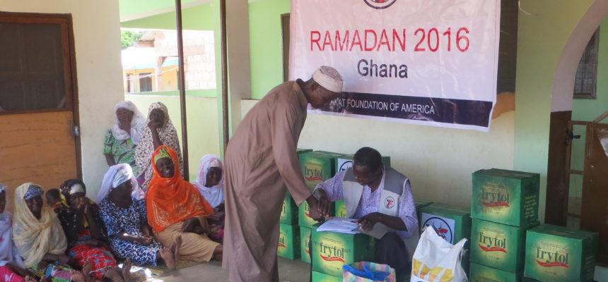Ramadan 2016- ghana