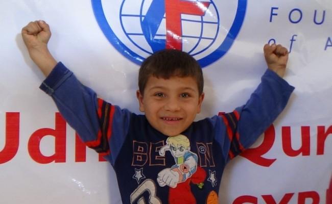 الإغاثة الإنسانية فى سوريا نوفمبر - ديسمبر 2013