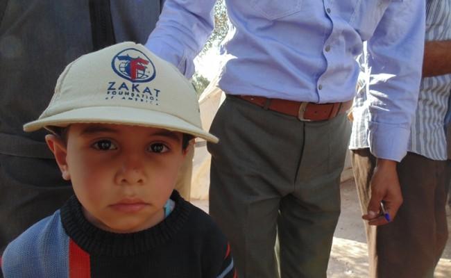 الإغاثة الإنسانية فى سوريا نوفمبر – ديسمبر 2013