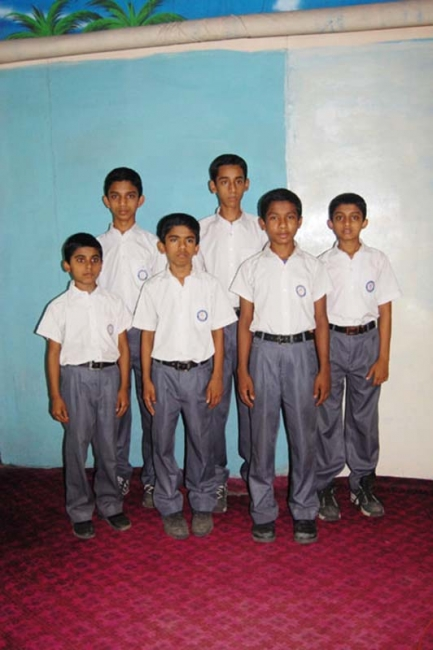 The Orphan Who Would be President: ZF's Orphan Center Boys Win Academic Scholarships