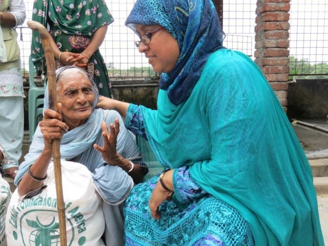 Bringing Smiles to Bangladesh in Ramadan