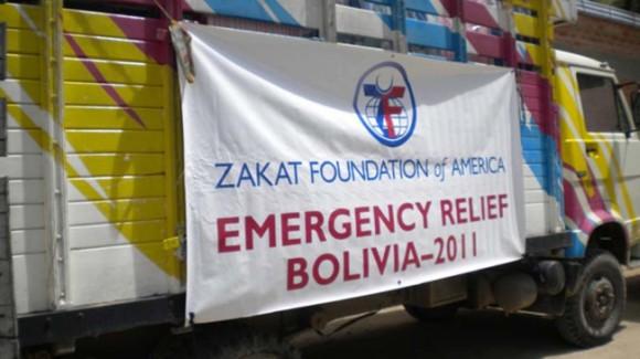 2011 Bolivia – Mudslide Relief