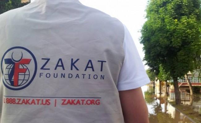 إرسال ضروريات الحياة للناجين من الفيضانات في البوسنة 2014