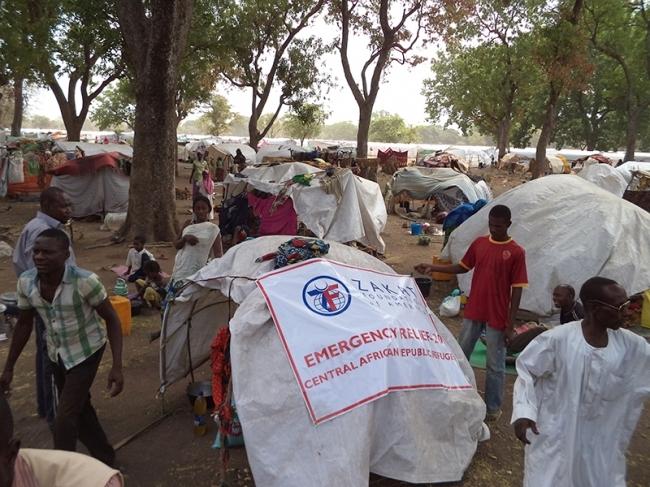 الأزمة في جمهورية أفريقيا الوسطى