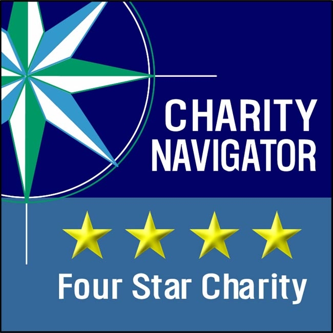 Charity Navigator Gives ZF Four-Star Rating