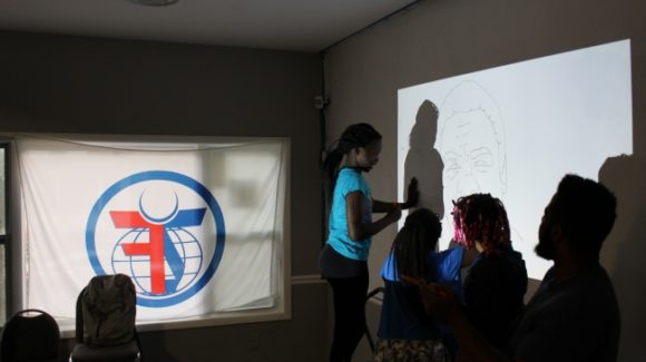 مؤسسة الزكاة في شيكاغو: مركز المجتمع للتقريب بين المواطنين في الجانب الجنوبي للمدينة