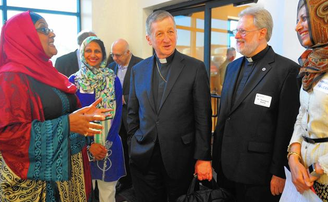 Chicago Tribune: Muslims, Catholics Break Bread, Build Bridges