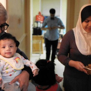 CHICAGO TRIBUNE: PERSECUTED ROHINGYA MUSLIMS FIND RARE REFUGE IN CHICAGO