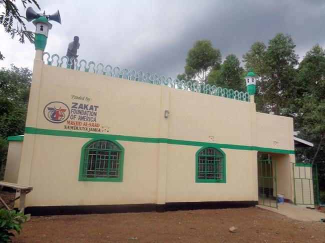 افتتاح مسجد في كينيا يقوي من وحدة المجتمع