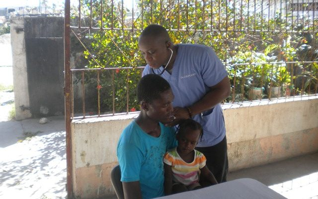 Bringing Hope Back to Haiti