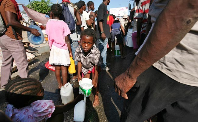 ZF Launches Cholera Prevention Program in Haiti