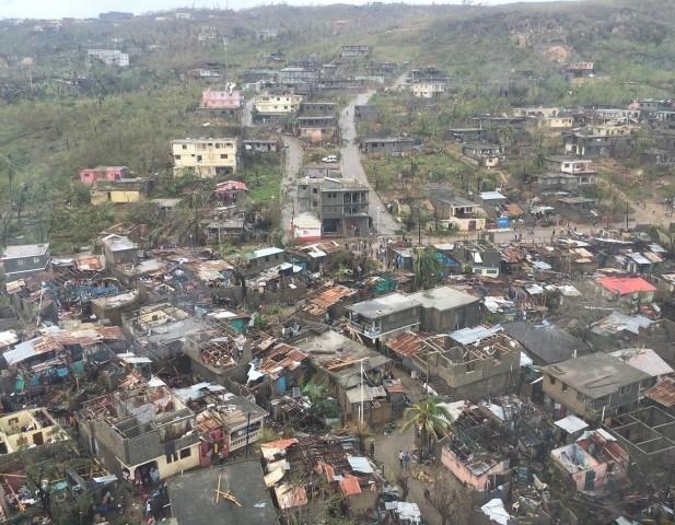 لا تزال هايتي تعاني من  زلازل 2010، الناجين من إعصار ماثيو حاليا بحاجة لمساعدتكم