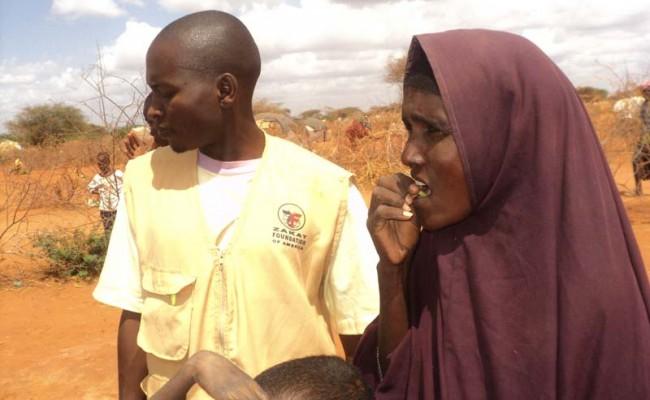 Somalia Famine Relief Campaign