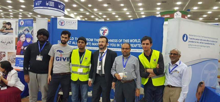 ZF Joins ICNA-MAS Convention in Baltimore