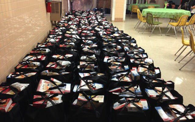 Ramadan Food Distribution in Philadelphia