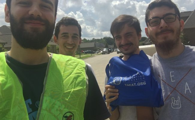 ZF Volunteers Participate in Louisiana Flood Relief
