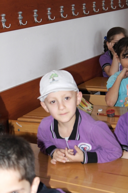 The Children of Gaziantep