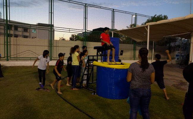 Abu Dhabi Students Host Fundraiser For Water Wells