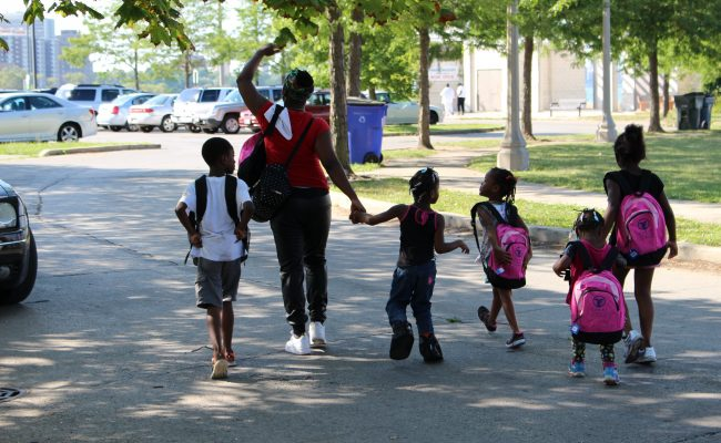 Chicago's Back-To-School Campaign Launches