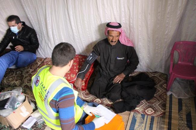 الحج علي محمد – شاويش المخيم