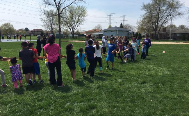 Tinley Park Youth Group Inspired To Build Water Well