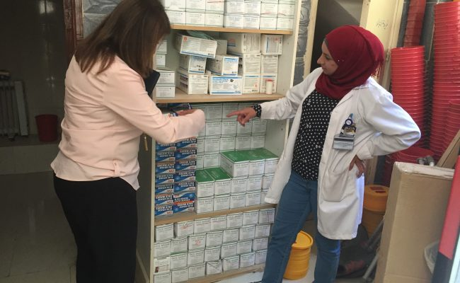 ZF Brings Medical Supplies, Relief to Palestinian Families
