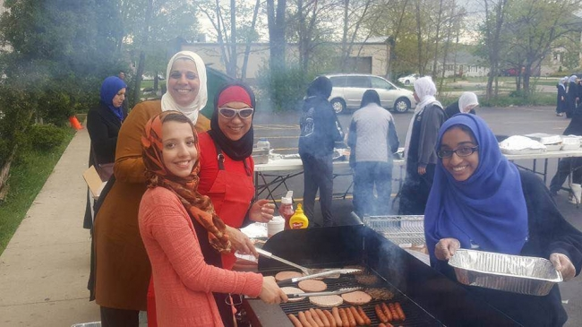 Universal High School BBQ Raises Funds For Gaza