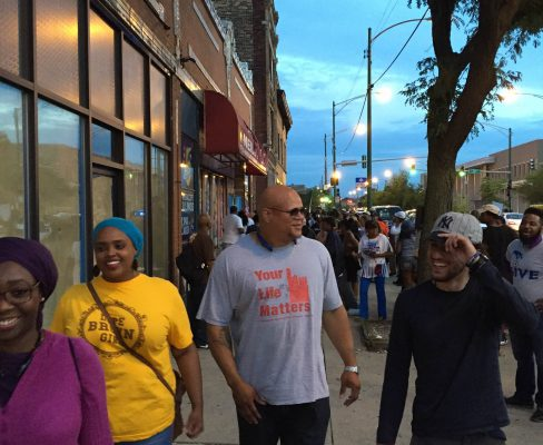 Fasting Forward Unites Community Against Violence