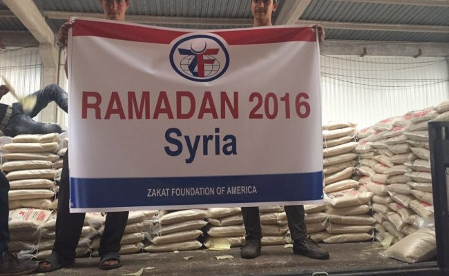 Bringing the Spirit of Ramadan to Syria