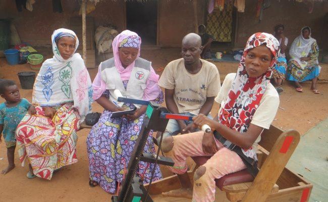 دعم سبل العيش للأسرة الفقيرة