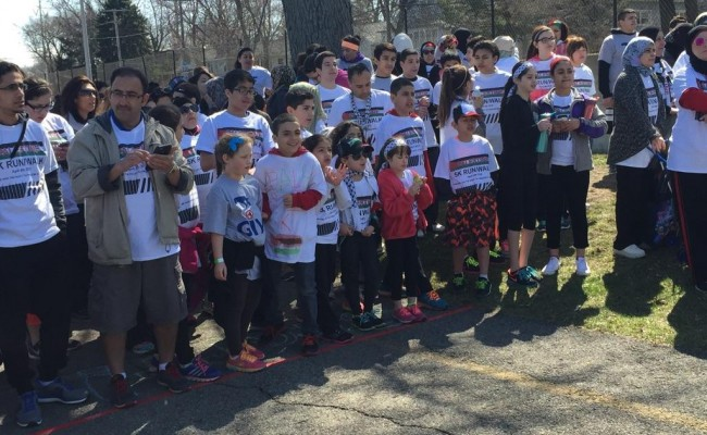 5k Run in Honor of Gaza in Indiana