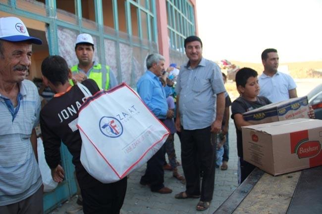 العراق وغزة وسوريا بحاجة لأضاحيكم