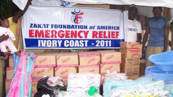 2011 Ivory Coast Relief