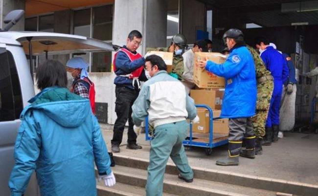 2011 Japan Earthquake and Tsunami Relief