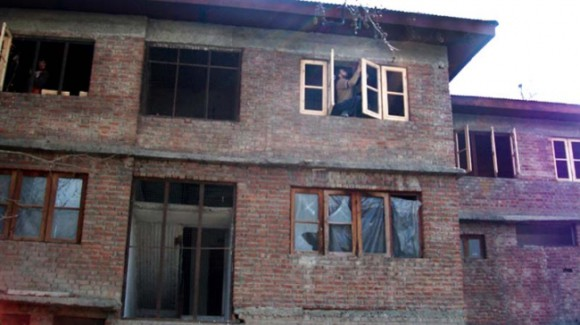 New High School Opened in Occupied Kashmir