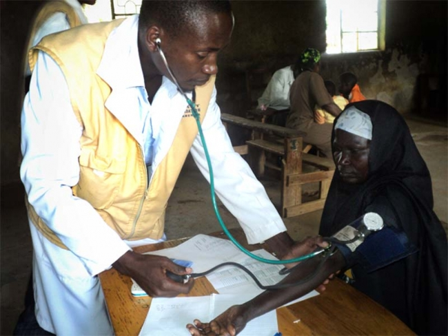 3 Mobile Health Clinics Opened in Kenya