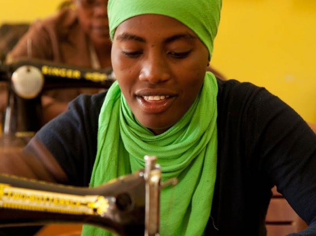 Women and Girls Gaining Education and Skills in Kenya