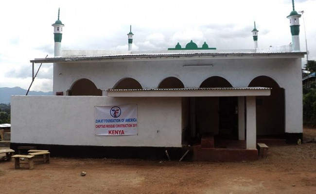 Cheptais Mosque, Kenya: A God Giving Gift