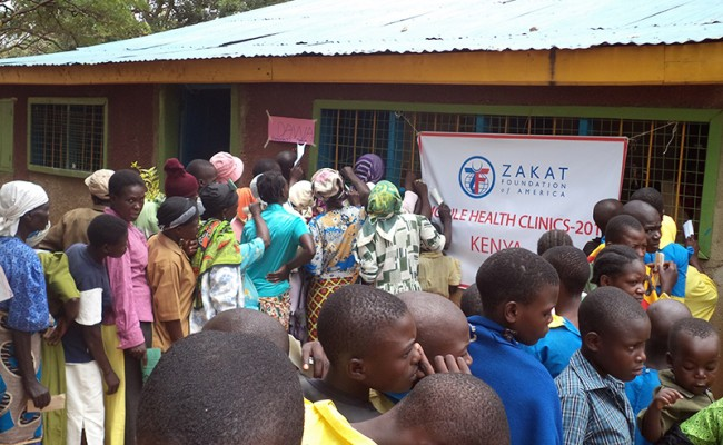 Mobile Health Clinics Ease Kenyan Health Crisis