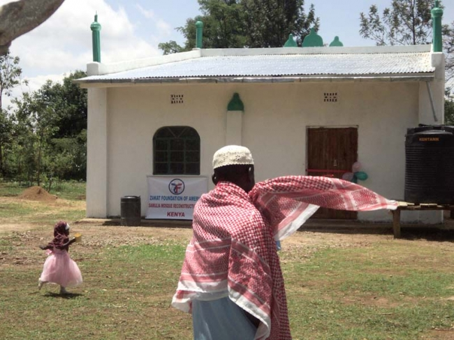 Kenyan Town Celebrates Construction of Mosque