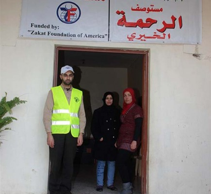 Update: Medical Clinics for Syrian Refugees in Lebanon