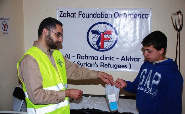 Medical Clinics for Syrian Refugees in Lebanon