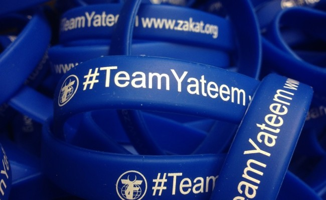 team yateem bracelet
