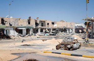 Sending Humanitarian Aid to Misrata, Libya