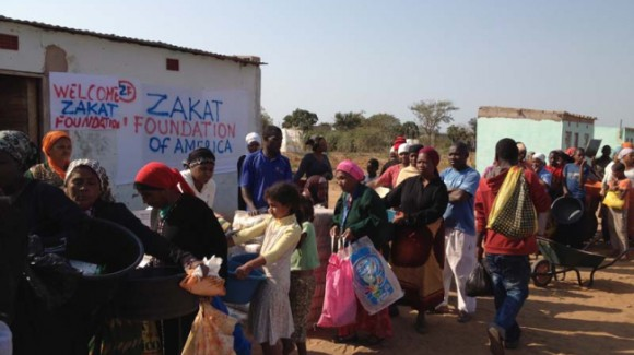 Ramadan 2012-Sharing the Blessings in Mozambique
