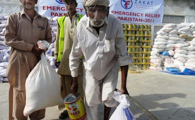 Join Pakistan Relief Efforts to Reach Flood Victims