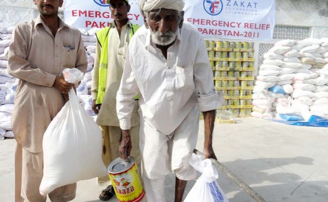 2011 Pakistan Flood Relief